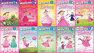 pinkalicious series collection books 1 10 i can read level 1 by