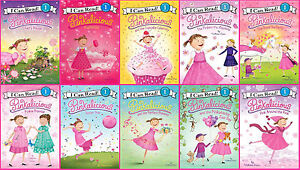 Details About Pinkalicious Series Collection Books 1 10 I Can Read Level 1 By Victoria Kann