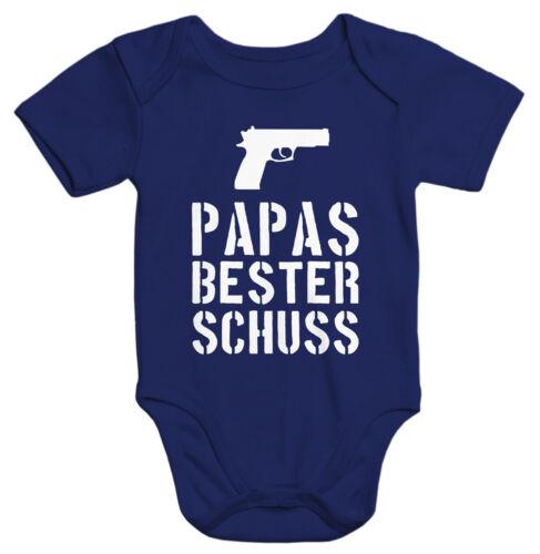 Papas bester Schuß Baby Body Moonworks®