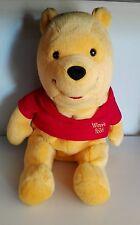 Doudou Peluche Range pyjama Winnie the Pooh  35cm assis État neuf Jemini