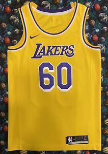 Details about Custom Nike NBA Los Angeles LA Lakers Nipsey Hussle Basketball Jersey