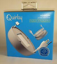 Quirky Powercurl V2 POP 45W Wire Organizer Pink