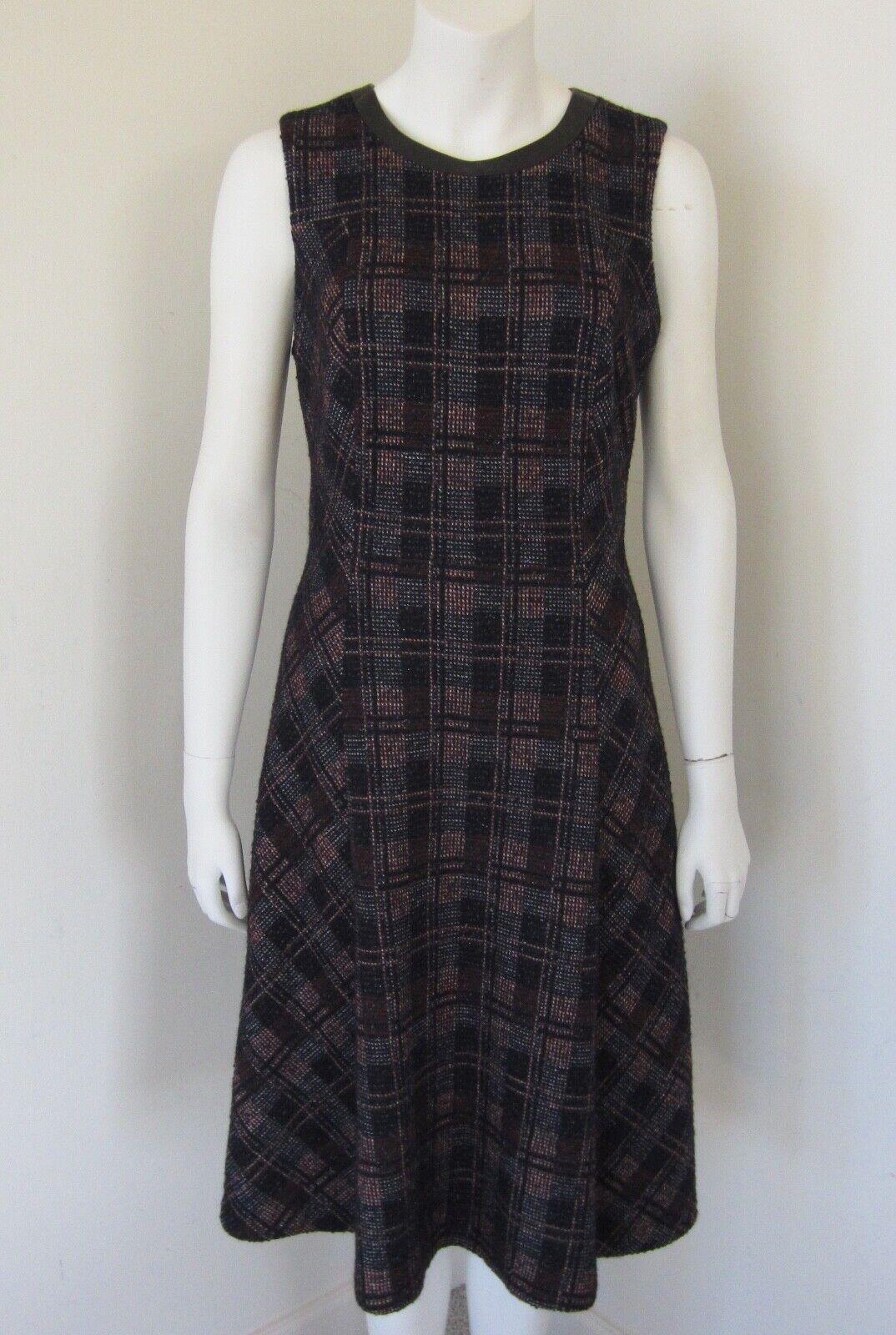 CLASSIQUES ENTIER Tweed Dress Größe 10