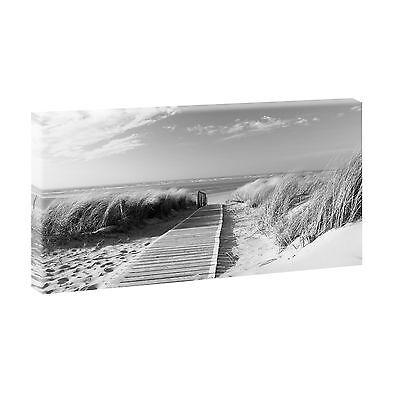 Panoramabild Maine Leinwand  Bild Modern Design Poster XXL 120 cm* 40 cm 305