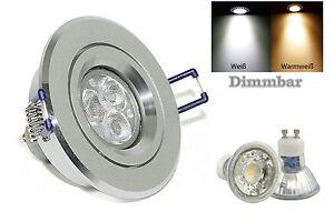 aluminio-Techo-Focos-Empotrables-Kira-230v-incl-REGULABLE-GU10-POWER-LED-5w