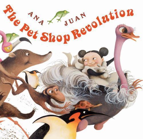 The Pet Shop Revolution-ExLibrary