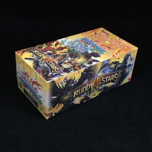 Extra Booster Box Buddy Allstars BUSHIROAD FUTURE CARD BUDDYFIGHT 100