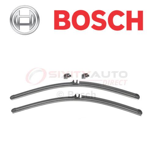 Bosch Windshield Wiper Blade Set for 2001-2005 Audi Allroad Quattro 2.7L fx