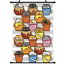 2991  Anime game Neko Atsume wall scroll poster cosplay A