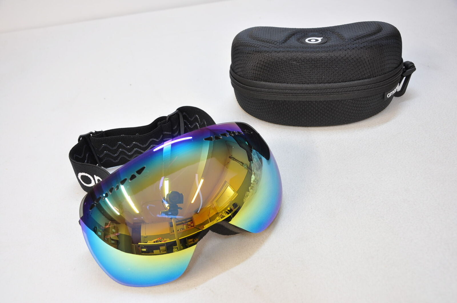 Ski Goggles Snowboard Glasses Snow Goggles Winter Sport Glasses Antifog 18-JT6802 034