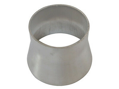 """CXRacing 3/"""" to 2.75/"""" OD Aluminum Reducer Pipe 2mm Thick 3/"""" Long Universal"""
