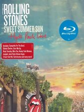 THE ROLLING STONES - SWEET SUMMER SUN-HYDE PARK LIVE  BLU-RAY NEU
