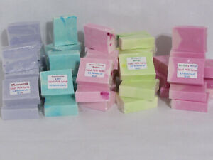 Handmade-Moisturizing-Goat-Milk-Bar-Soap-4-2oz-You-Choose-Scent-Great-Lather