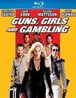 Guns Girls and Gambling Blu Ray 2012 Christian Slater Powers Boothe