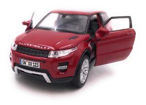 Range-Rover-Modellino-Con-Richiesta-Caratteristiche-Evoque-SUV-Rosso-Scala-1-3