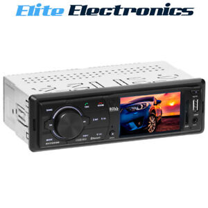 Boss-Audio-BV7265B-Single-Din-Bluetooth-3-2-034-LCD-Display-Car-Receiver