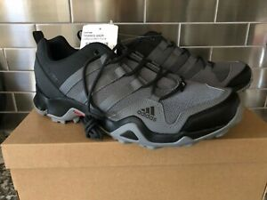 Adidas-Men-039-s-Terrex-AX2R-Outdoor-Hiking-Shoes-Carbon-Various-Sizes-New-In-Box