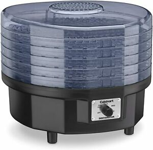 Cuisinart-DHR-20-620-Watts-Countertop-5-Tray-Food-Fruit-Dehydrator
