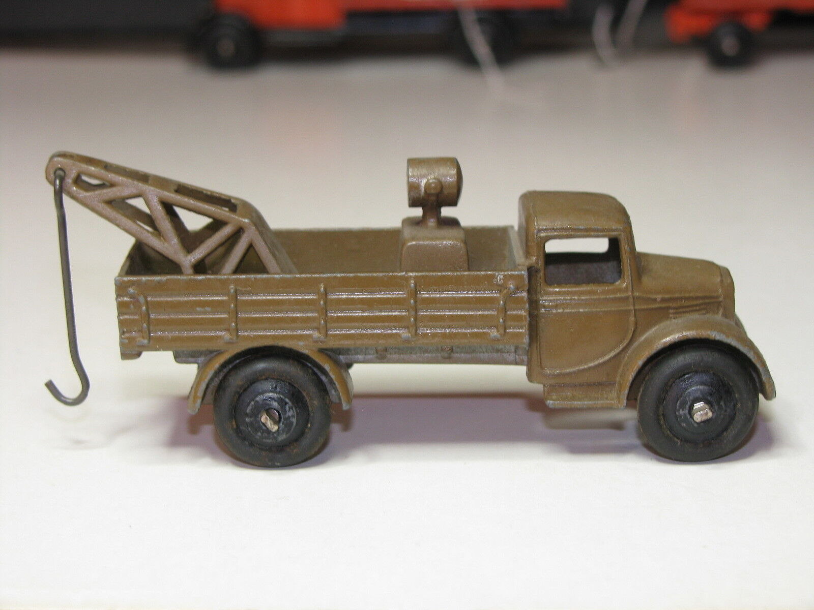 DINKY TOYS N°30e VINTAGE (Post War) Breakdown Car Truck -  EXCELLENT CONDITION