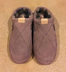 e523913396c4b LAMO Footwear Chocolate Men s Size 12 Clogs Scuff Slippers ...