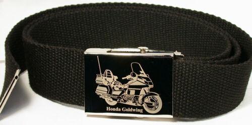 Honda GoldWing cinturón GL 1500 acople GL 1200 grabado gl1200 acoplamiento gl1500