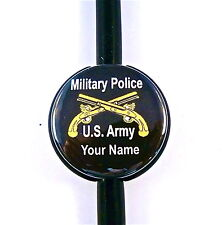 ID STETHOSCOPE NAME TAG US ARMY MILITARY POLICE,MEDICAL RN,NURSE,DR.TECH,NAVY,