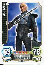Star Wars Force Attax Series 3 Card #100 Pre Vizsla