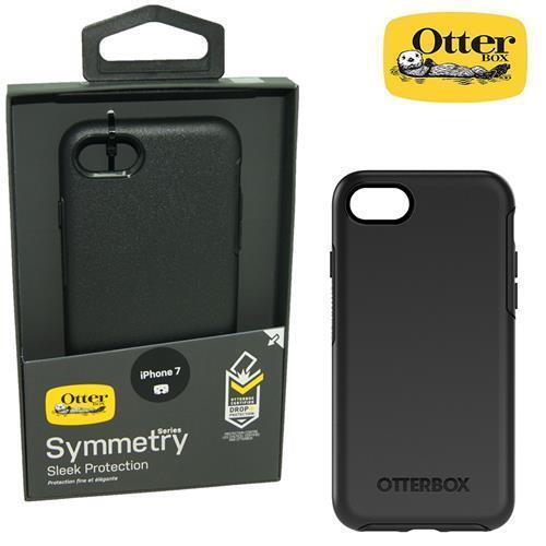 Otterbox Série de Symétrie Coque / Coque pour Apple IPHONE 7/8 - Noir