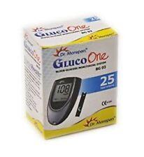 Dr Morepen BG03 Blood Glucose Glucometer + 25 Test Strips Free