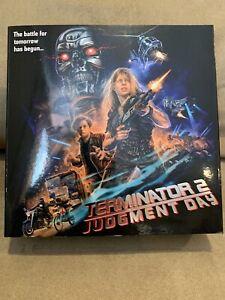 NECA Terminator 2 Sarah and John Connor Opened/Complete