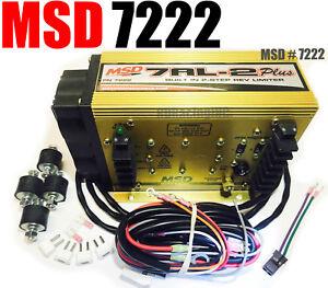 s l300 msd ignition 7222 7al 2 plus ignition control box new in box ebay