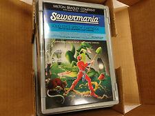 SEWERMANIA  video game Texas Instruments TI 99/4a Computer - NEW FRESH CASE -NIB