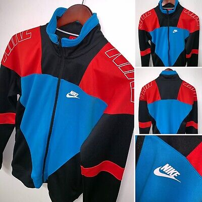 Black Mens Size New NWT RARE Champion Mens Zip Up Padded Vest Small C Logo Red