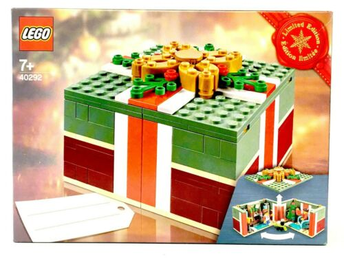 40292 Lego Christmas Gift Box Limited Edition New Sealed in Original Box