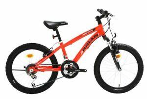 20 Zoll Kinderfahrrad Kinder Jungen Mädchen Jungenrad MTB Mountainbike Fahrrad