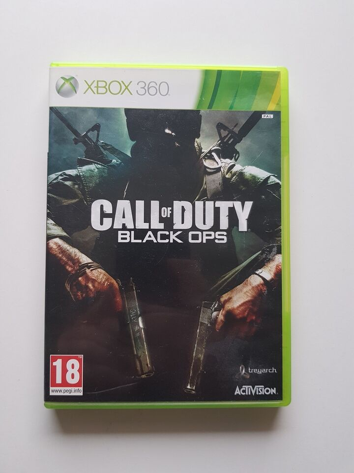 Call of Duty, Black Ops, Xbox 360