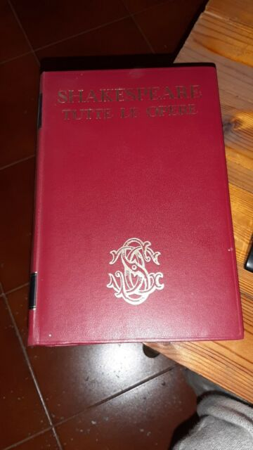 Shakespeare - Tutte le opere - Sansoni Editore