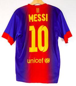 400f4b88c236c Image is loading FC-BARCELONA-Lionel-Messi-10-Futbol-JERSEY-Soccer-