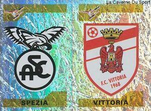 695-SCUDETTO-AC-SPEZIA-FC-VITTORIA-ITALIA-SERIE-STICKER-CALCIATORI-2005-PANINI