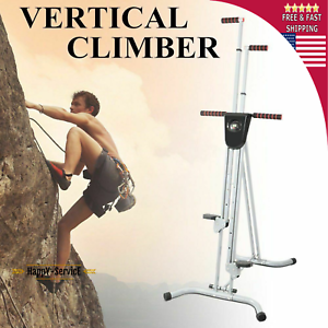 Maquina-vertical-Climber-Ejercicio-Stepper-Entrenamiento-Cardio-Fitness-Gym-Ajustable