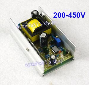DC-12V-24V-to-DC-200-450V-70W-High-Voltage-Boost-Converter-Step-Up-Power-Supply