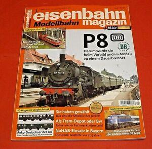 Eisenbahn Geschichte Nr.96 Okt.//Nov.2019 Aus durch die Maus    ungelesen 1A TOP