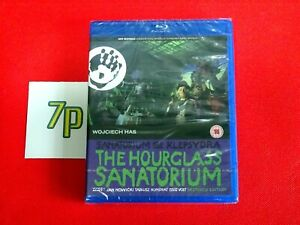 The Hourglass Sanatorium (BLU-RAY NEW SEALED, RESTORED, Mr Bongo) Wojciech Has