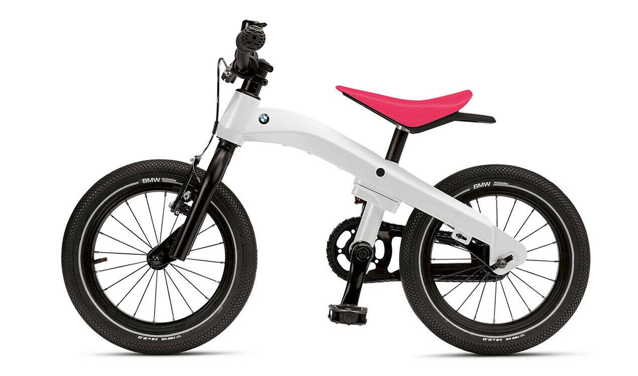BMW Kidsbike NEU Laufrad weiss Kinderfahrrad Kinder Fahrrad