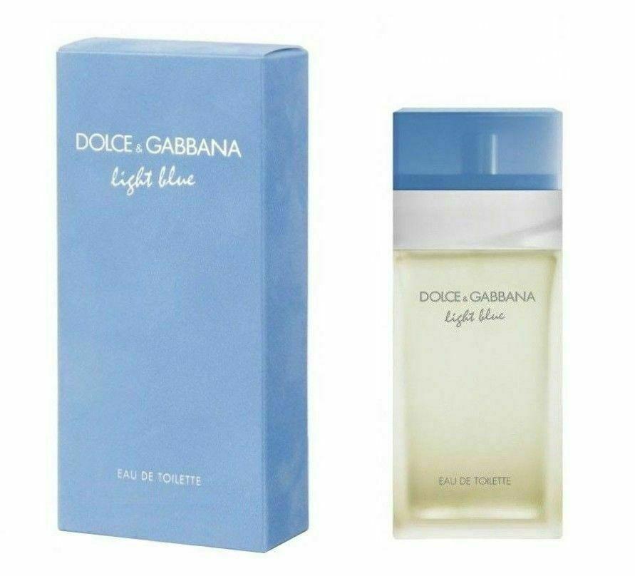 profumi: D&G DOLCE & GABBANA LIGHT BLUE EDT DONNA 100 ML