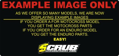 KTM Dekor SX 85 2018 2019 /'18 /'19 Grafik SCRUB motocross kit aufkleber