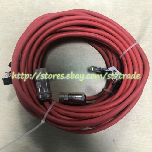 Used cabel for ABB 3HAC031683-001 DSQC679 IRC5 Robot Teach Pendant 10M 80-90/%new