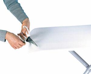 Leifheit-Buegelbrett-Polsterung140x45-cm-Universalgroesse-zum-Zuschneiden