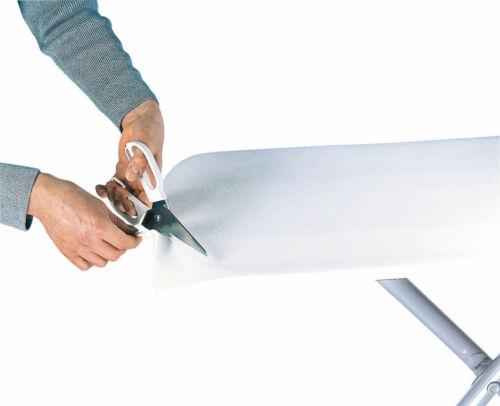 Leifheit Bügelbrett Polsterung140x45 cm,Universalgröße zum Zuschneiden