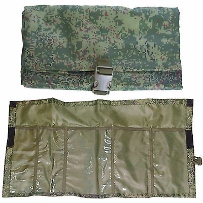 f7b9847c92 Russian camouflage VKBO army travel bag toiletry Bag digital flora VKBO    VKPO